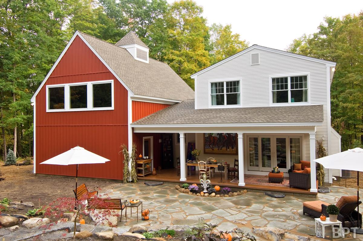 Creating the perfect low-maintenance porch for year-round enjoyment is easy with Tapco's Kleer and Mid-America brand exterior products.