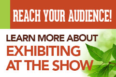 Learn More about exhibiting at the show