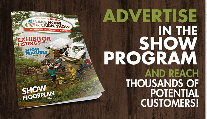 Advertise in the Show Program